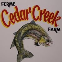 Cedar Creek Trout Farm