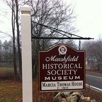 Marshfield Historical Society
