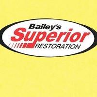 Bailey's Superior Restoration LLC