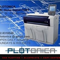 PLOTONICA - CadPlotting and Blueprints
