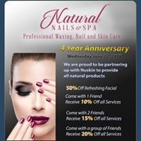 Natural Nails & Spa