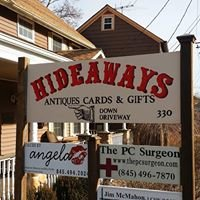 Hideaways Antiques Cards & Gifts