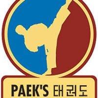 Paek's Martial Arts School