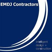 EMDJ Contractors Intelligent Design + Construction