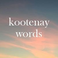 Kootenay Words