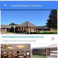 Homestead of Denison