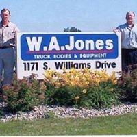W A Jones & Son