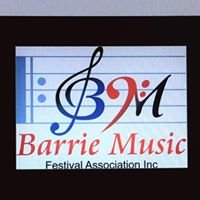 Barrie Music Festival Association