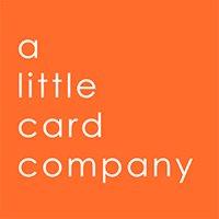 a little card company