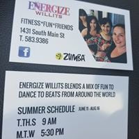 Energize Willits