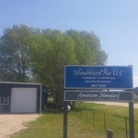 Mountain Air Specialty Sheet Metal Heating & Air Conditioning