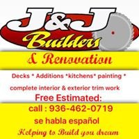 J & J Builders & Renovation
