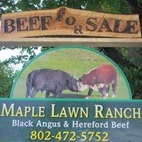 Maple Lawn Ranch