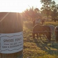 Sayers Fence