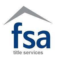 FSA Title Services