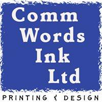 Comm Words Ink