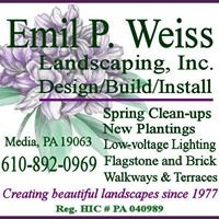 Emil P. Weiss Landscaping Inc.