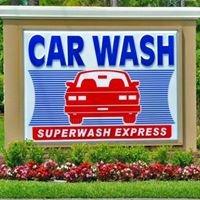Superwash Express Car Wash Mount Dora