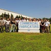 Commercial Fabricators, Inc.