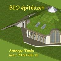 Dombház, földház, bioház