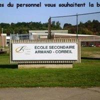 École secondaire Armand-Corbeil
