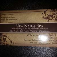 New Nail & Spa