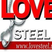 Mayoristas de Joyas de Acero 316L / Love Steel