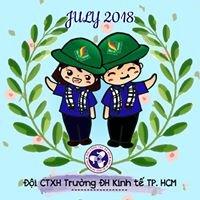 Đội CTXH Trường ĐH Kinh Tế Tp HCM