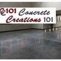 Concrete Creations 101