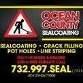 Ocean County Sealcoating