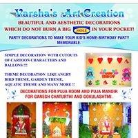 Varshar's Art Creation