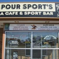 Pour Sports - Cafe and Sports Bar