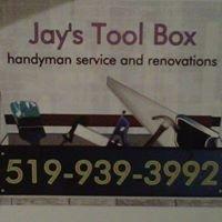 Jay's Tool Box Handyman Service and Renovations