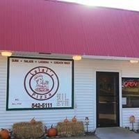 Luigis Pizza - Litchfield, Michigan