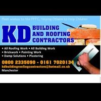 Kd Building & Roofing Contractors