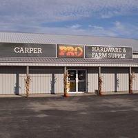Carper Pro Hardware