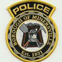 Minersville Police Department