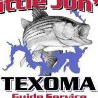 Little Jon's Texoma Striper Guide Service
