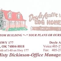 Doyle Austin Log Homes