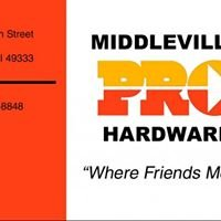 Middleville Pro Hardware