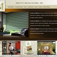 Hartley Installations Custom Automation with Motorization