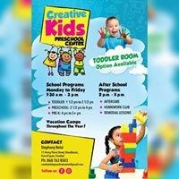 Creative Kids Preschool Centre