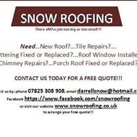 Snow Roofing