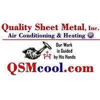 Quality Sheet Metal, Inc