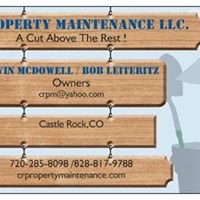 Castle Rock Property Maintenance LLC.
