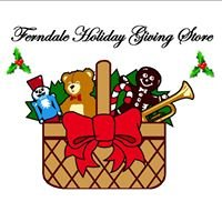 Ferndale Holiday Giving Store