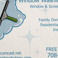 Window Washing By Larry