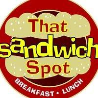 That Sandwich Spot