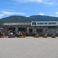 Interior Turf Equipment
