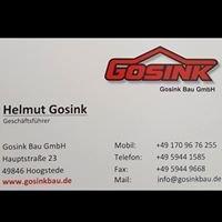 Gosink Bau GmbH, Bauunternehmen